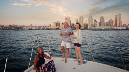 Specialty Cruises in San Diego for Exceptional Water Experiences